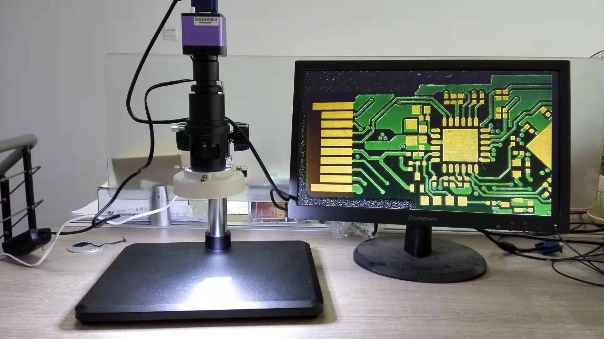 舜宇SZ7系列连续变倍单筒视频显微镜全程齐焦 高分辨率 高清晰度