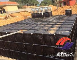 地埋式箱泵一体化图集消防恒压给水设备泵站