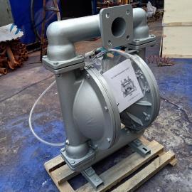 水泥粉末泵 自吸式干粉泵 气动粉体输送泵