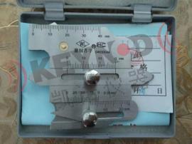 焊接规(焊缝量规)
