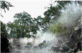 余姚假山喷雾喷泉