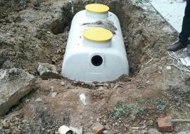 农村家用玻璃钢化粪池改厕用