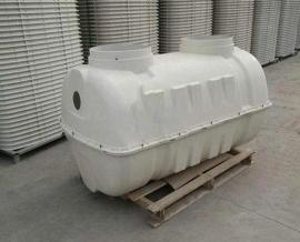 农村厕所改造化粪池图片-小型玻璃钢化粪池厂商