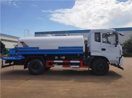 多功能10吨12吨拉水车/浇水车(拉热水车)及洒水降尘车型号价钱