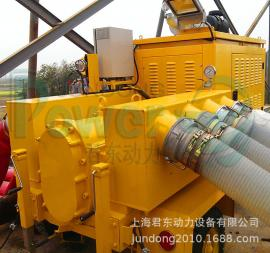 800方大流量防汛移动凸轮泵车/移动应急柴油机水泵/柴油机转子泵