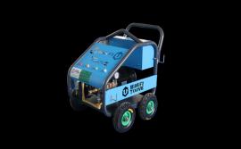 拓威克电动高压清洗机TE5022除锈除油漆除水泥结块用清洗机