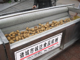 土豆清洗�C器,土豆分�x�C,土豆去皮�C