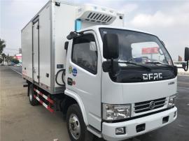 福田小型冷藏车报价
