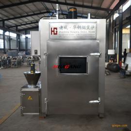 200公斤熏鸡用烟熏炉