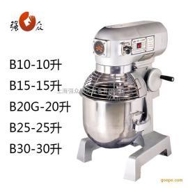 恒联B15商用多功能搅拌机 15公斤和面机商用揉面机面包房设备