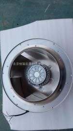 原装进口高压变频器专用ebmpapst单进口离心风机R4D400-AL17-05