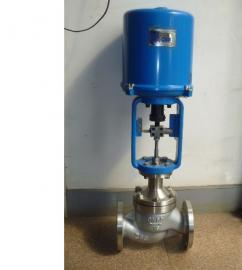 ZDLP-16P小流量电动调节阀 氨水小流量电动调节阀