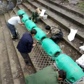 水上浮体,河道垃圾拦截塑料漂浮,大量出售,欢迎致电