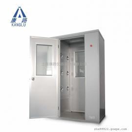 双吹风淋室|AAS-700AR风淋室