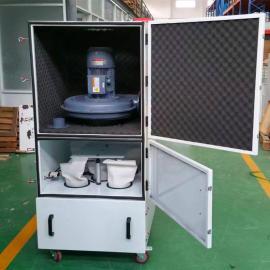 JC-2200-4-Q 工业集尘器 2.2KW磨床粉尘集尘器