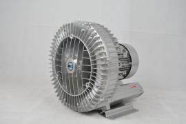 3KW高压风机 RB-71D-3铸铝高压鼓风机 环形高压风机 旋涡气泵