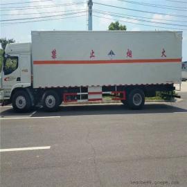 2.6米小型中驰钢瓶运输车汽车改装后能上路吗
