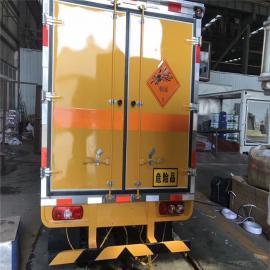 国五3吨烟花运输车专用特种汽车