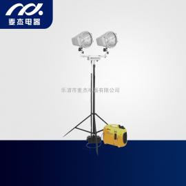 SFD3000C-L便携式升降工作灯 (数码静音发电机)