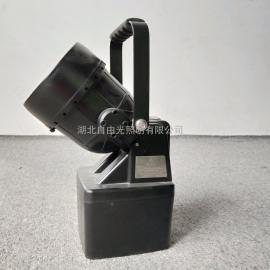 YJ7102A防爆探照灯消防铁路强光锂电池蓄电防水照明灯