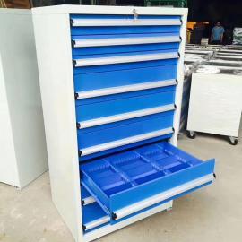 年鑫隆厂可订做推车 八抽屉零件车 移动工具车免费安装家NXL-1207