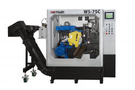 半自动带锯床 金属锯床 钛合金切割机威全圆锯机WS-75C 现货促销