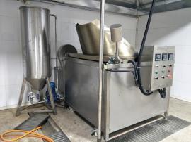 鱼豆腐生产设备,鱼豆腐生产机器