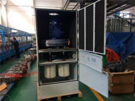 脉冲反吹工业集尘器 11kw脉冲反吹集尘机