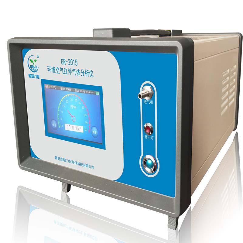 GR2015型红外一氧化碳检测仪