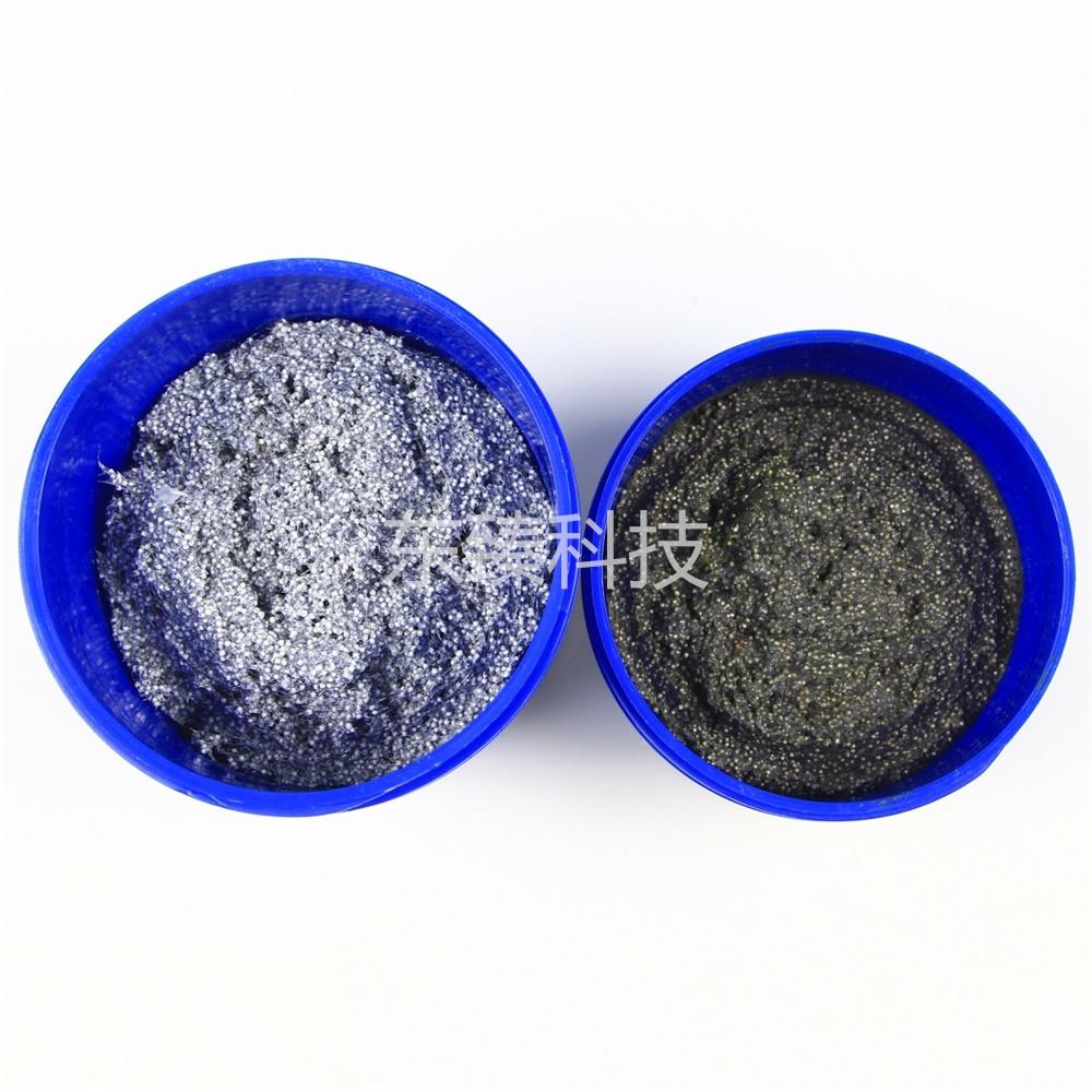 脱硫管道专用小颗粒耐磨涂层DZ707 聚合物耐磨涂层加工