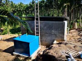 50m3/d地埋式污水处理装置
