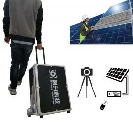 便携式EL测试设备-光伏电站便携式EL测试仪