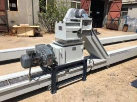 铁屑油处理系统,瑞朗自动切削甩油系统