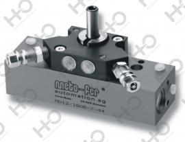 METO-FER气动式线性模块METO-FER 旋转式执行器QE-022-EB-110