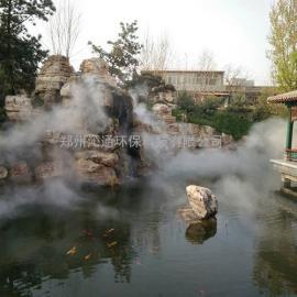 造雾景观 景观造雾设备