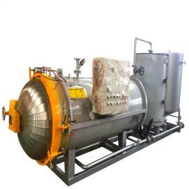 生猪无害化处理设备动物尸体无害化处理机高温高压湿化机