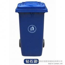 塑料垃圾桶厂 现货销售景区环保垃圾桶 带轮垃圾桶 支持送货