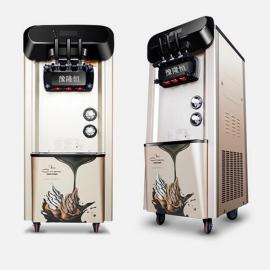 小型冰淇淋机器,进口冰淇淋机品牌,双色冰淇淋机