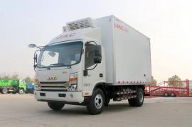 6吨冷藏医疗废物收集车