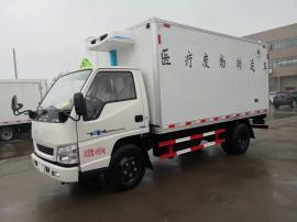 小型医疗废物收集车厂家
