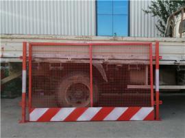 工地围挡施工防护栏 圈地临时防护围栏基坑防护