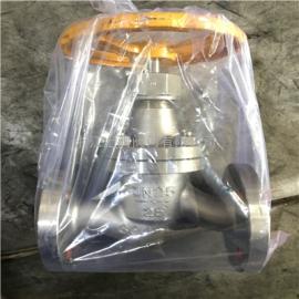 不锈钢氨用截止阀,J41B-25P,暗杆氨用截止阀