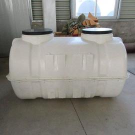 小型家用玻璃钢化粪池施工方案