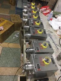防爆操作柱BZC51型号,防爆按钮箱电表箱,一单元,二单元