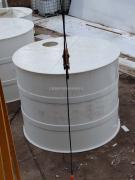 PP储罐 PP搅拌桶 真空计量罐 塑料化工容器 塑料桶