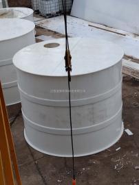 江西赣州 5000L PP储罐 水处理搅拌桶 PE加药箱 焊接储罐可定做