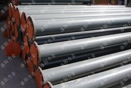 钢衬聚烯烃管道 地埋排污管道生产
