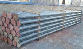 钢衬聚烯烃复合管道 耐腐蚀化工排污管道