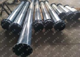 衬胶耐磨管道 电厂脱硫用管道