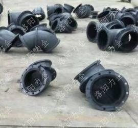 厂家生产钢衬胶管道 耐磨管道